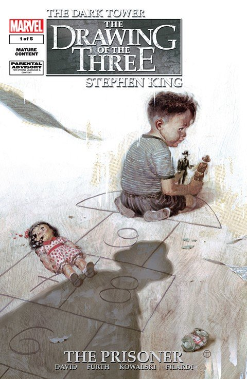 The Dark Tower – The Drawing of the Three – The Prisoner #1 – 5