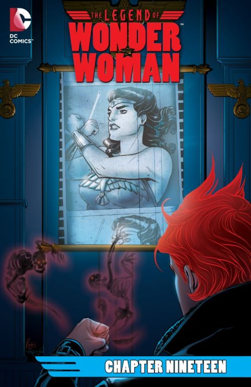 The Legend of Wonder Woman #19