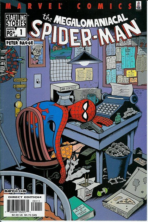 The Megalomaniacal Spider-Man #1