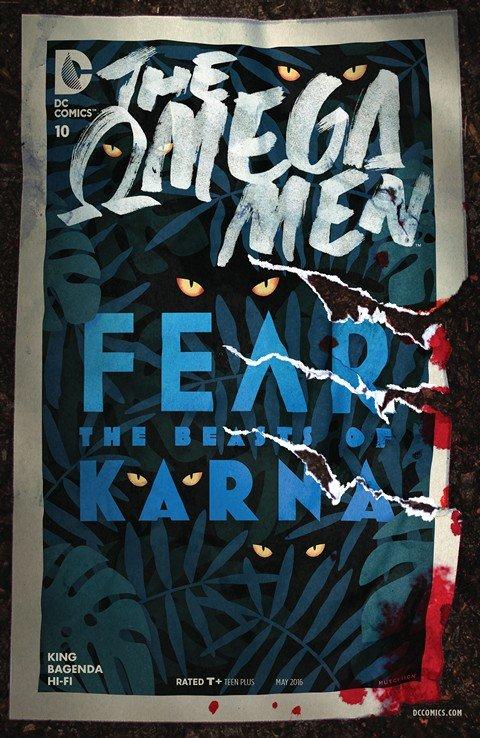 The Omega Men #10