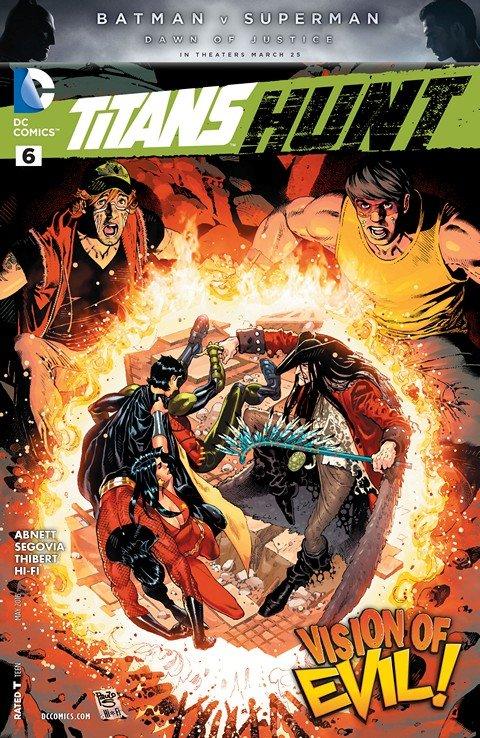 Titans Hunt #6