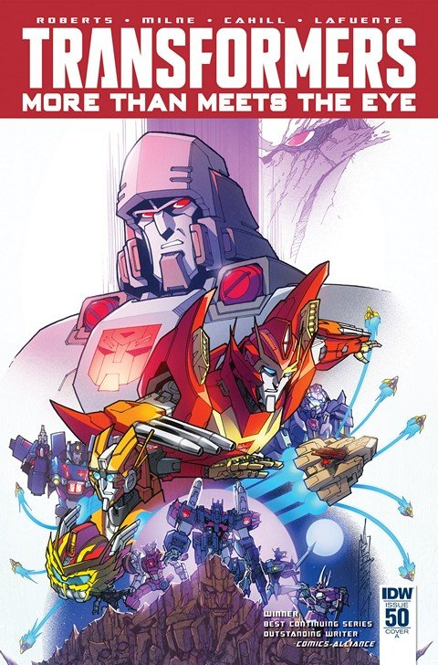 Transformers More Than Meets The Eye #50