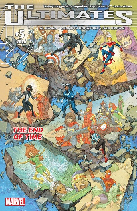 Ultimates #5