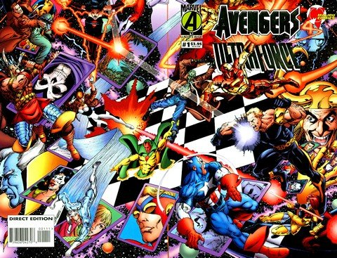 Ultraforce – Avengers (Collection)