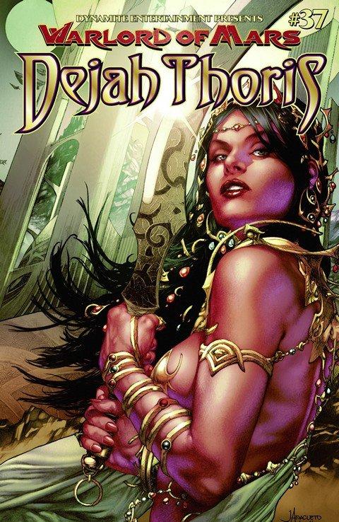Warlord of Mars – Dejah Thoris #1 – 37 + TPB Vol. 1 – 2
