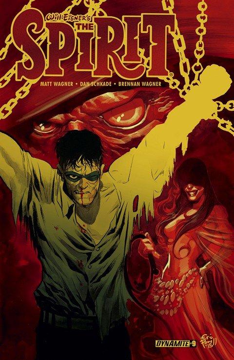 Will Eisner's The Spirit #9