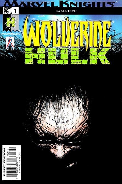Wolverine & Hulk #1 – 4