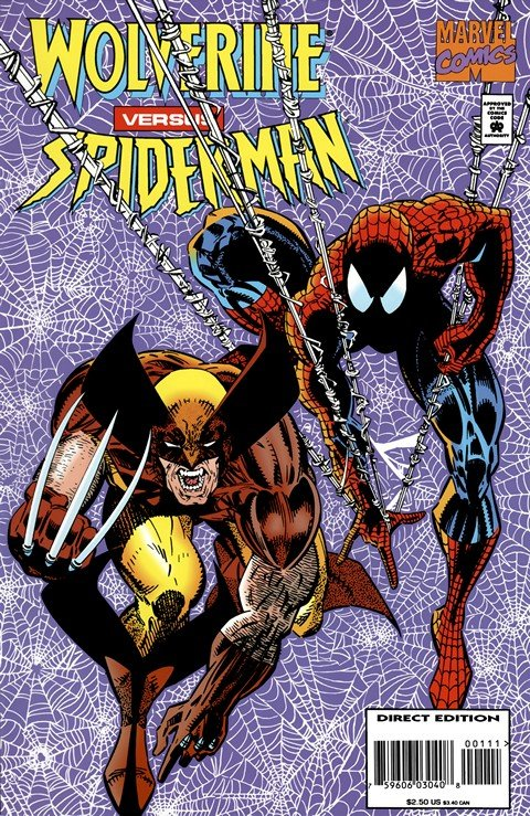 Wolverine vs. Spider-Man – Life's End