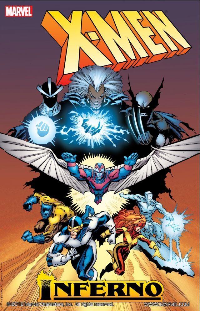 X-Men – Inferno + Crossover (2009-2010)