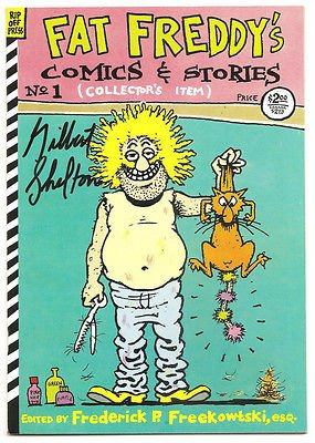 Freak Bros and Fat Freddy Comics (Collection)