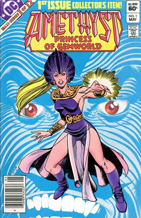 Amethyst – Princess of Gemworld Vol. 1 – 3 (Collection)