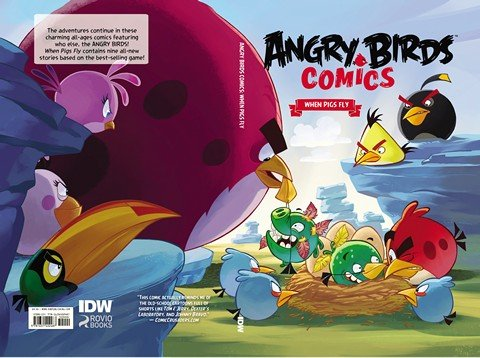 Angry Birds Comics Vol. 2 – When Pigs Fly