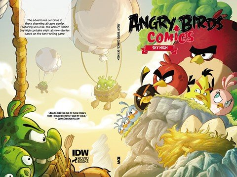 Angry Birds Vol. 3 – Sky High