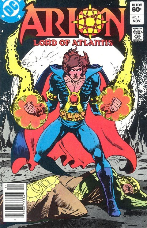 Arion Lord of Atlantis #1 – 35 + Special