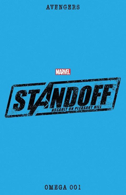 Avengers Standoff – Assault On Pleasant Hill Omega #1