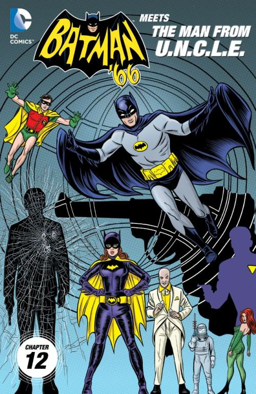 Batman '66 Meets the Man From U.N.C.L.E. #12