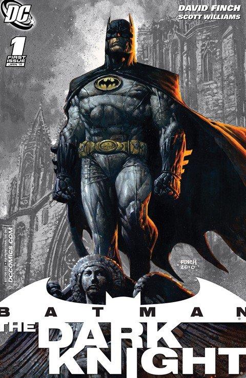 Batman – The Dark Knight #1 – 5 (2011)