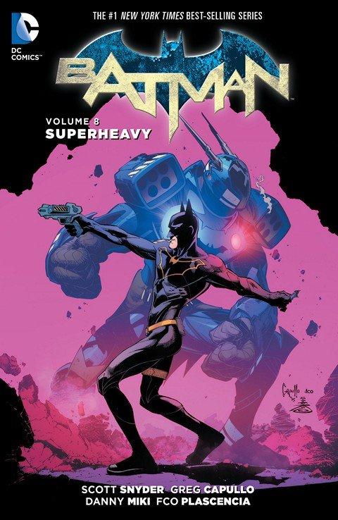 Batman Vol. 2 (New 52) – Trades (Vol. 1 – 10) (2012-2016)