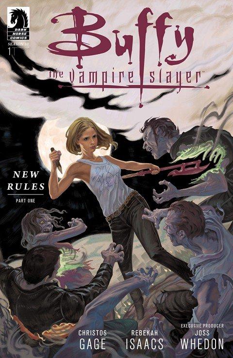 Buffy the Vampire Slayer Season 10 #1 – 25 + TPB Vol. 1 – 6 (2014-2016)