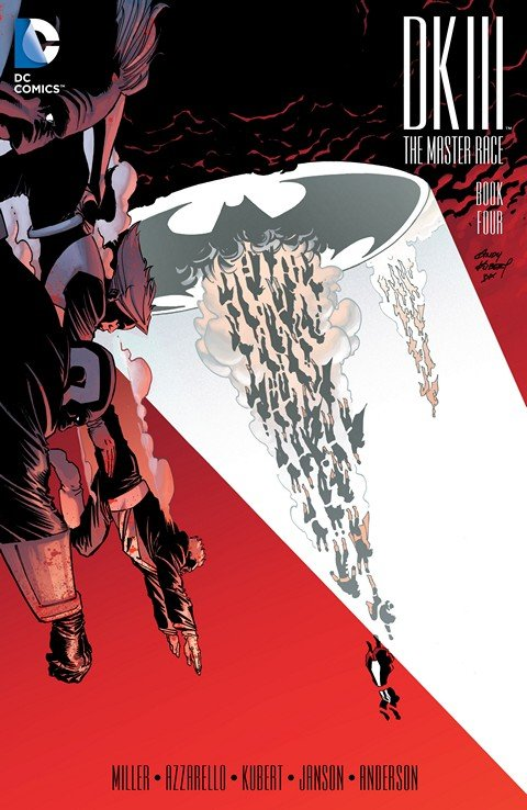 Dark Knight III – The Master Race #4