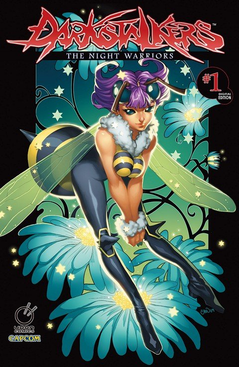 Darkstalkers – The Night Warriors #1 – 3