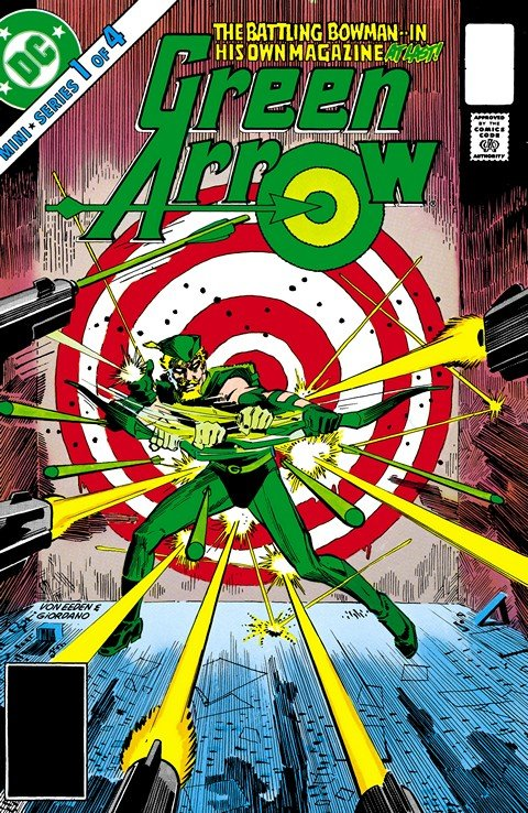 Green Arrow (Ultimate Collection) (1983-2016)