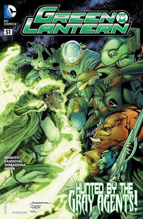 Green Lantern #51 (2016)