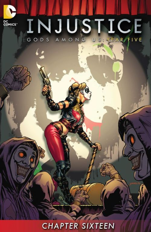 Injustice – Gods Among Us – Year Five #16