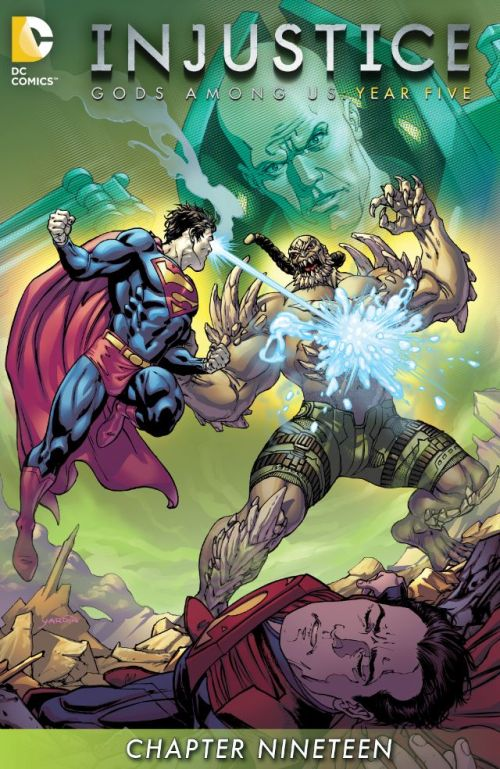 Injustice – Gods Among Us – Year Five #19