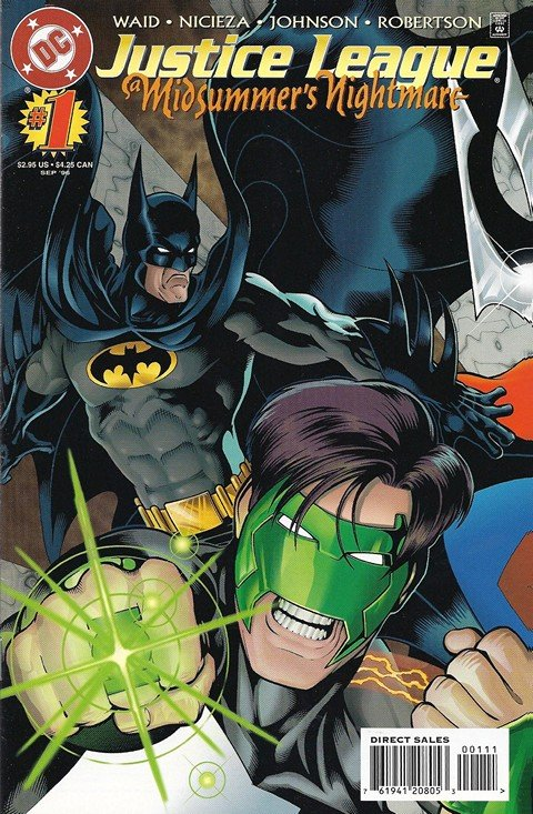 Justice League – A Midsummer's Nightmare #1 – 3