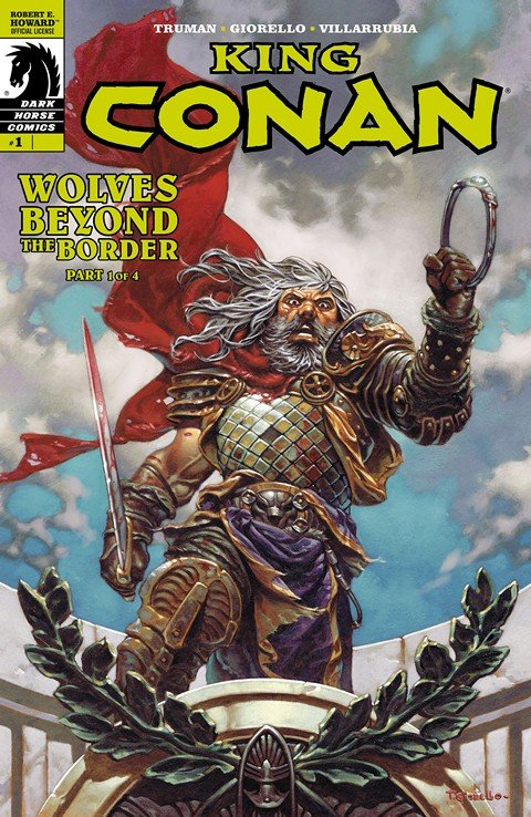 King Conan – Wolves Beyond the Border #1 – 4