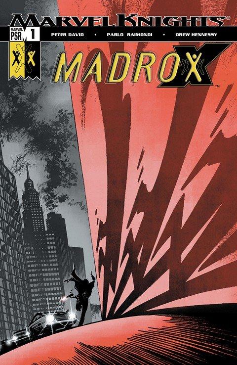 Madrox #1 – 5