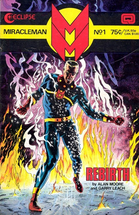 Miracleman Books #1 – 5