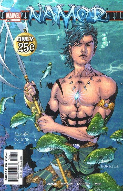 Namor Vol. 1 #1 – 12