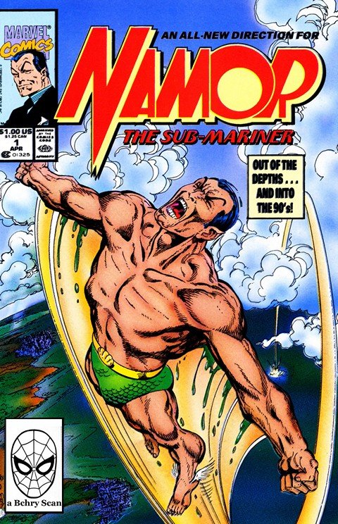 Namor, the Sub-Mariner Vol. #1 – 62 + Annual #1 – 4