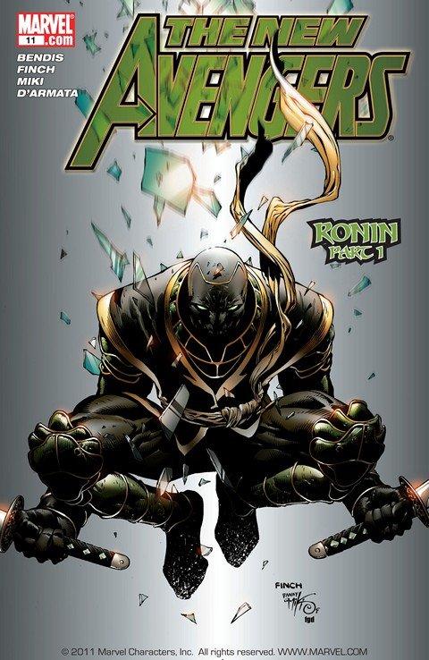 New Avengers – Ronin