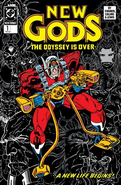 New Gods Vol. 3 #1 – 28 (1989-1991)