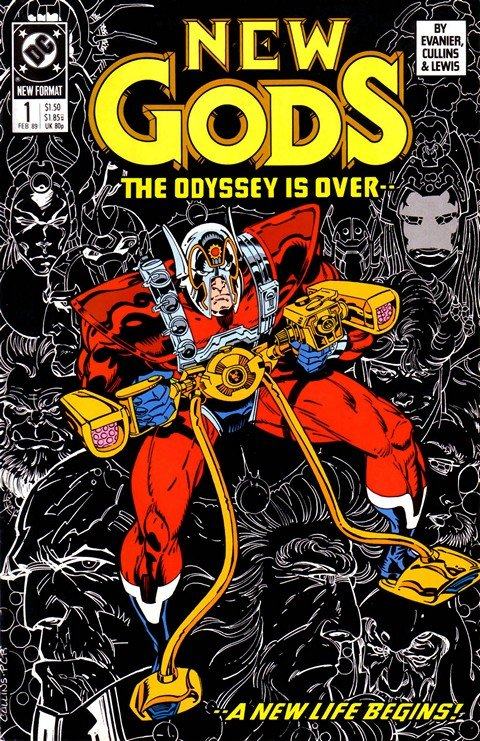 New Gods Vol. 3 #1 – 28