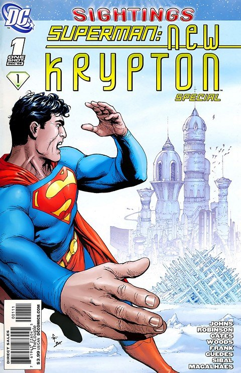 New Krypton (Story Arc) (2008-2009)