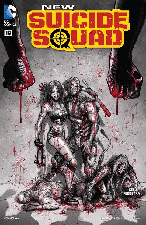 New Suicide Squad #19