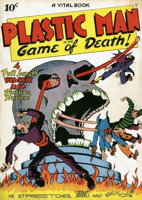 Plastic Man Vol. 1 – 2 (Collection)