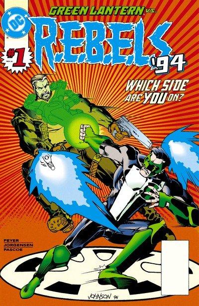 R.E.B.E.L.S. Vol. 1 – 2 (Collection) (1994-2011)