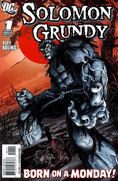 Solomon Grundy #1 – 7