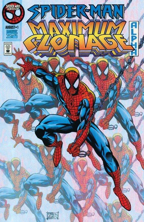 Spider-Man – Maximum Clonage (Story Arc)