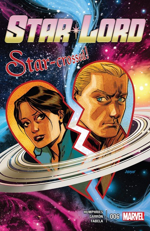Star-Lord #6