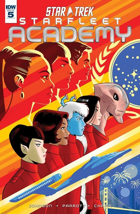 Star Trek Starfleet Academy #5