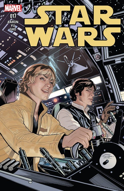 Star Wars #1 – 34 + Annual + TPB (2015-2017)