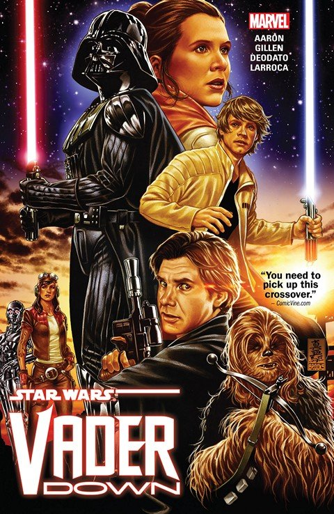 Star Wars – Vader Down (TPB) (2016)