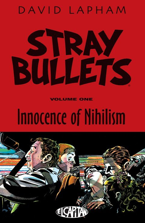 Stray Bullets Vol. 1 – Innocence of Nihilism