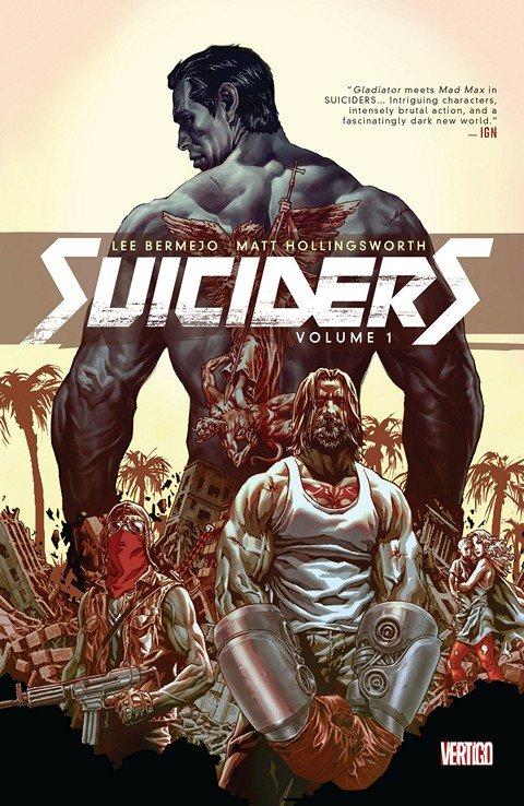 Suiciders Vol. 1